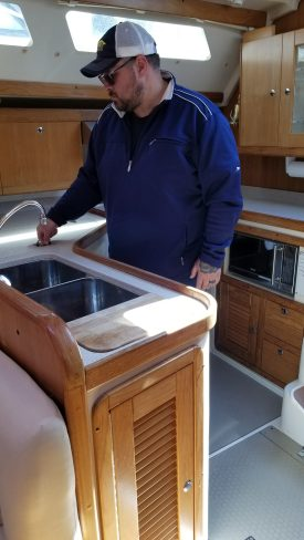 Catalina400Galley