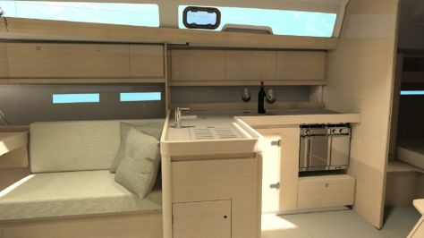 Dufour412Galley