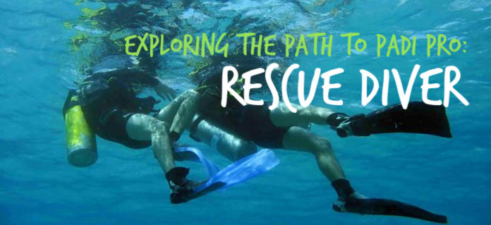 Exploring The Path To PADI Pro: Rescue Diver