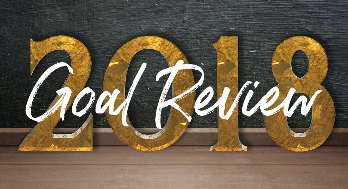 2018 Goal Review