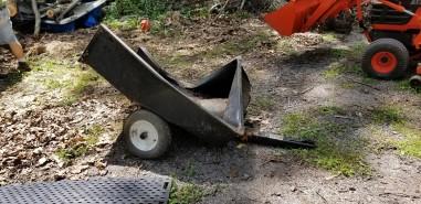 Craftsman Dump Cart 3